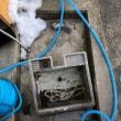 高圧洗浄機とモーグルの共通点