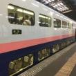 特急いなほのグリーン車~18年8月岩手・秋田・山形旅行記その22