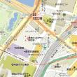 3月の東京ミッドタウン日比谷:低層階テラスとパークビューガーデン内 PART4