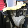 プジョー 206cc KICKER KSC40 リアスピーカー交換