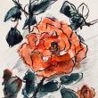 バラ園のバラ達
