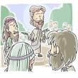 今週の説教「心の貧しい者は幸い」(新約聖書・マタイによる福音書5章3節)