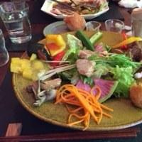 池田の「グリグリカフェ」・・そして西宮北口の「野菜ビストロ レギューム」