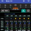 20180520(日)中潮 松山市・今出 夜釣り