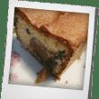 パウンドケーキ・小豆と栗の渋皮煮入り