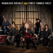 ROADCASE ROYALE 	/	FIRST THINGS FIRST [VINYL]