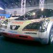 電気自動車の乗車体験