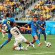 < 2018FIFAワールドカップ ロシア> ブラジルが終了間際の2得点でコスタリカ下す、決勝T進出に前進