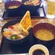 昼食は和食で🍣