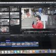ビデオ編集ソフトの各編集画面です