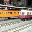 今月の入線車・鉄コレの阪神3011形
