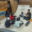 ついに明日から!    大好評 小澤 太一 講師 スケートボード スクール 苫小牧 札幌 北海道