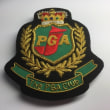 The PGA Club 「ザ・PGAクラブ」のブレザー用立体刺繍エンブレム