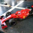 新型F1ボディ