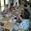 7月29日(土)晴れ 利用者7名 ペダル漕ぎ・紙芝居 豪華客船マジェスティック・プリンセス号見物