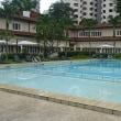シンガポール、ドリアンの試食とホテルでのハイティー