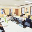 自民党青年局の役員会を開催しました。