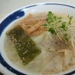 界隈・らーめん直久 で ワンタン麺