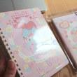 マイメロのミスドと2018年手帳☆