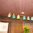 クリスマス飾りつけ