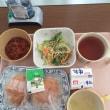 3.6Kg減量の病院食