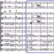 モーツァルト 交響曲第41番第3楽章と、交響曲第40番第1楽章の第2主題