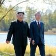 豚恋は盲目・・・メロメロやねww   北朝鮮の金委員長は誠実、核廃棄に報いるべき―韓国大統領=仏紙
