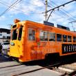 ちん電  阪堺電車 駅巡り   今日は  HN17   高須神社駅  周辺は❓戦災を免れているゾーンです