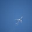 飛行機雲の正体