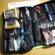 格安電子工作工具セット買ってみました