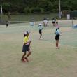 阿南市中学校春季大会(ソフトテニス個人戦)結果報告