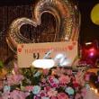 熊谷市にお届けのお誕生日のスタンド花