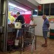 TTDIウェットマーケットの有名肉屋さん「しゃぶしゃぶ豚肉」最高。毎度ありがと。