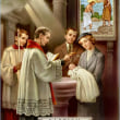 (秘跡について)◆2、秘跡は恵みを示しながらその恵みを与えます