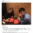 追加*Instagram彡^・∋開始!!!&W三浦!!!