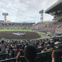 甲子園観戦記