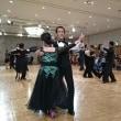 結局、昨日ダンスに行きました!