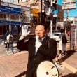 大阪北部地震、西日本豪雨、台風21号、そして北海道胆振東部地震、日本はこの夏、いくつもの大規模災害に見舞われた。災害に強い国土を築くことは急務であり政治の役割だ。連休明けの札幌市内でマイクを握る。