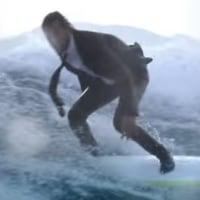 着物姿でサーフィンは可能だろうか?