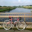 今日こそ自転車。