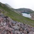 信濃飛騨山旅 2013年夏   濁河温泉から御嶽山剣が峰へ 2013年8月26日 その3