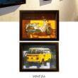 Famous Cars in The Movie ー映画の中の名車たちー 軽本美杏 2/15まで開催