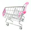 ピンクのショッピングカート #ピンク #ショッピングカート