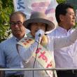 熊本県議2区(南区・西区)補欠選挙は、明日がいよいよ投票日・・・・ますだ牧子さんへの支持を広げてください!