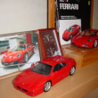 Ferrariのミニカー買いました。