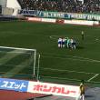 徳島まで行って良かった、試合は無様だったが
