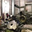 GPX 125エンジンのジェネレーターは使えません