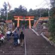 熊野那智大社の階段(6)