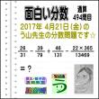 【う山先生の分数のまとめ】[分数問題通算・493問目・494問目](2018/03/17)