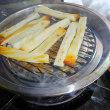 マイ道楽VOL132 短時間で燻すⅦ 「イカの七輪焼を燻香豊かに」